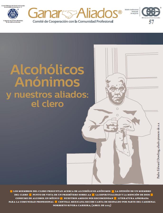 Alcohólicos Anónimos y nuestros aliados: el clero