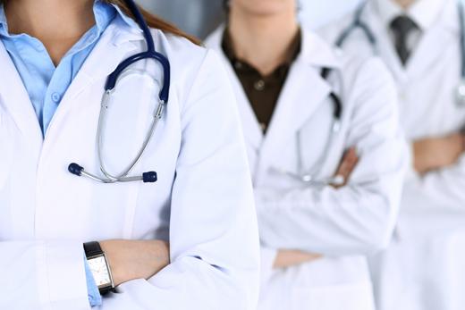La medicina se interesa en AA