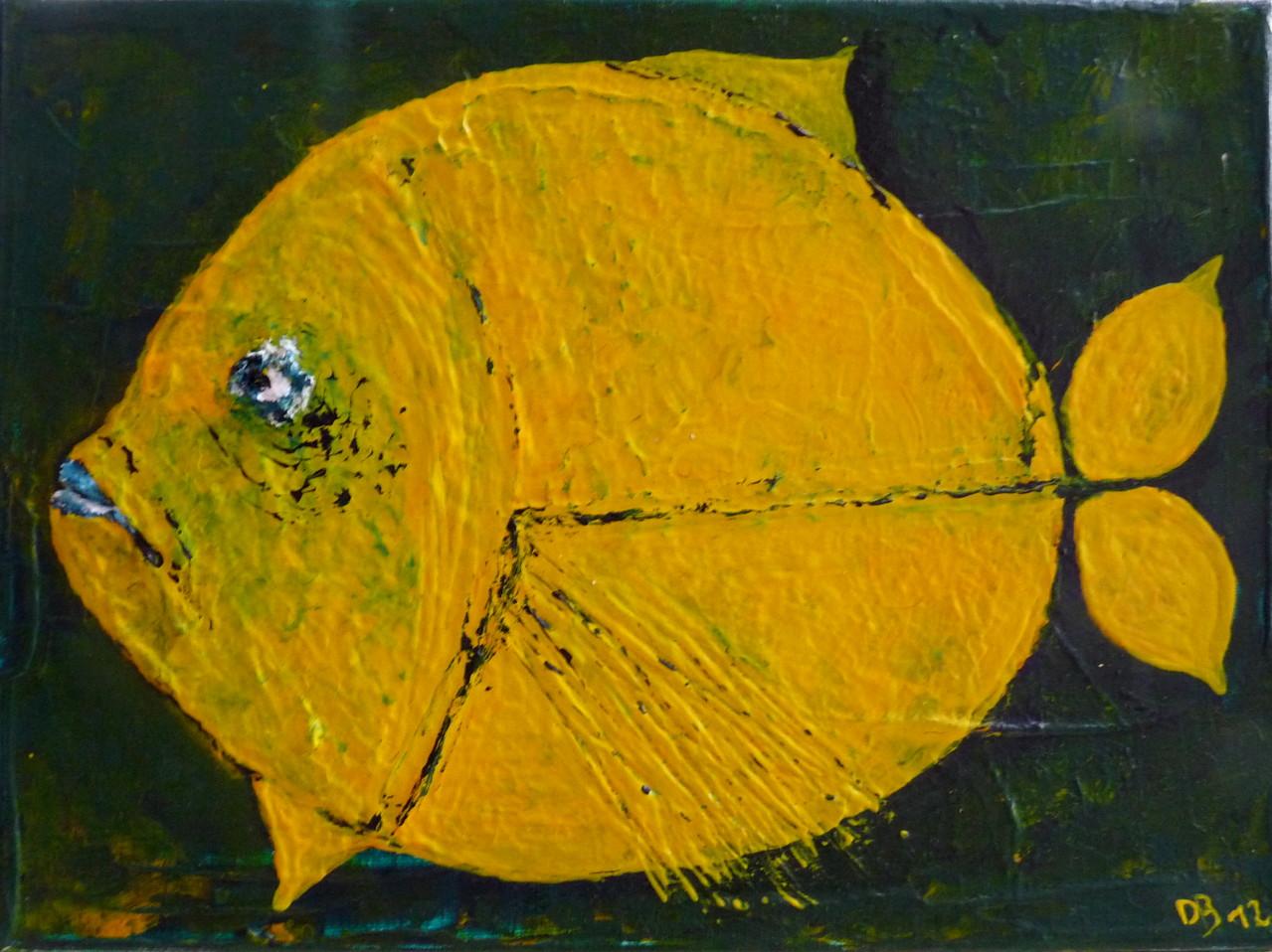 Leinwand 24 x 18 cm Acryl