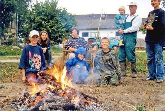 Urlaub auf dem Bauernhof bei Familie Trißl