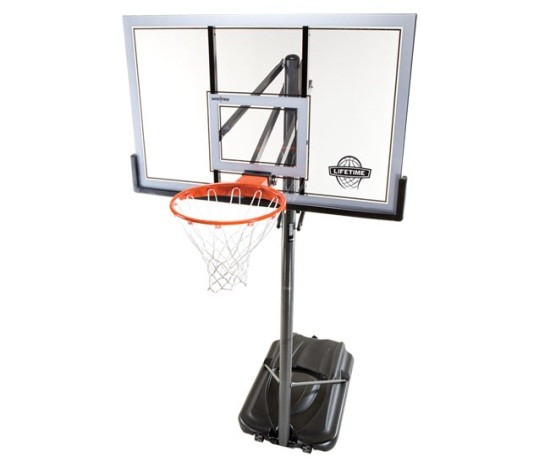 lifetime basketball goal 71522 acrylic lifetime basketball hoop lifetime 29282