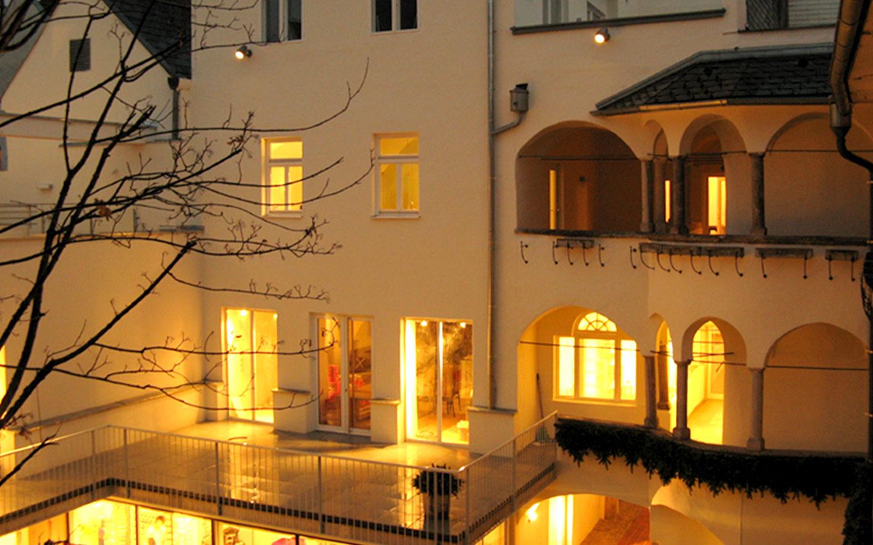 Haas-Haus, Wels