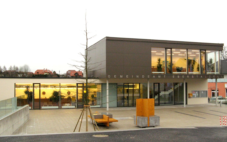 Gemeindeamt, Eberstalzell