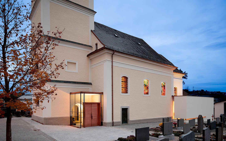 Pfarrkirche, Krenglbach