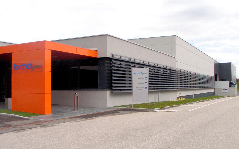 Formatwerk, Gunskirchen