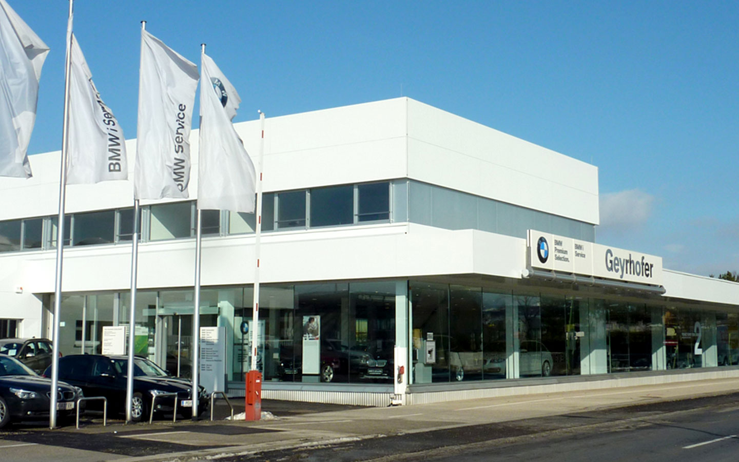 BMW Geyrhofer, Wels