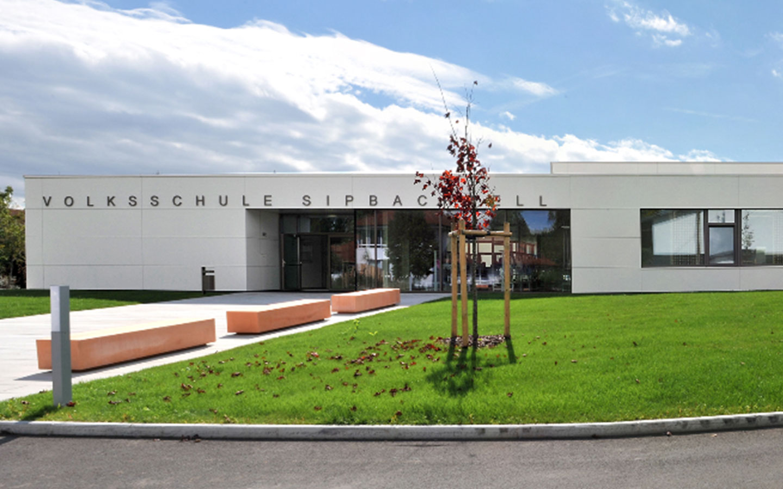 Volksschule, Sipbachzell