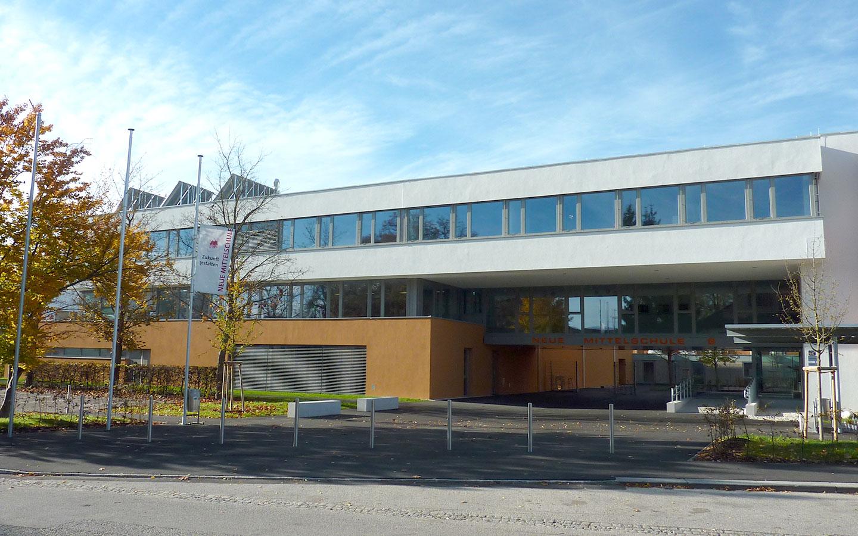 Neue Mittelschule, Lichtenegg/Wels