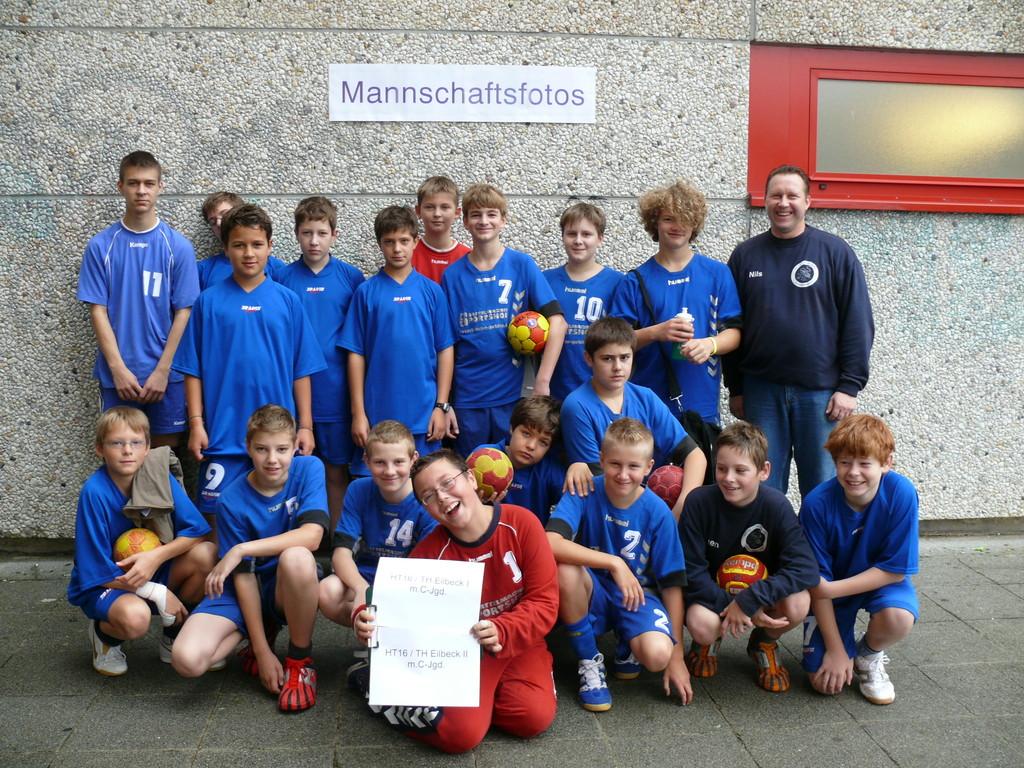 HT16/TH Eilbeck, Handball (Jugend)