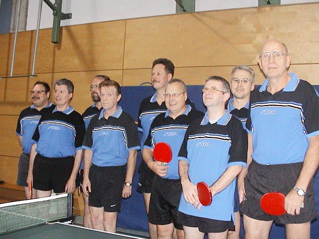 1. SC Norderstedt, Tischtennis