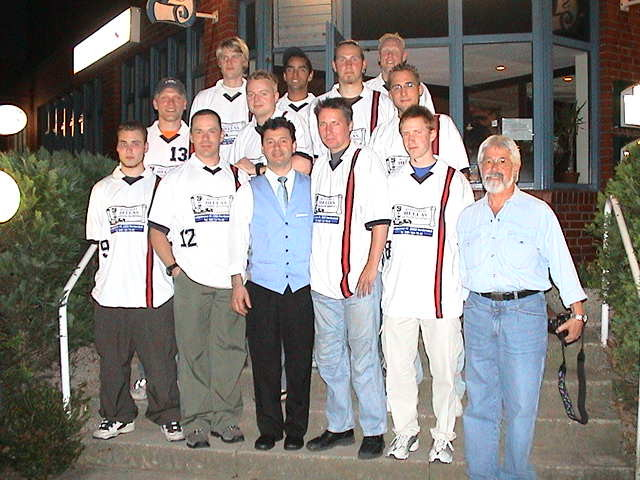 NSV Handball, 1. Herren, Saison 2003/04
