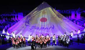 (東京スタジアム)               去年の9月、何が起こっていたか覚えていますか?   9月20日は ラグビーワールドカップ2019の開会式が行われました。