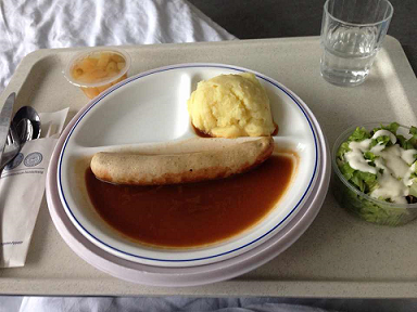 2日目昼食