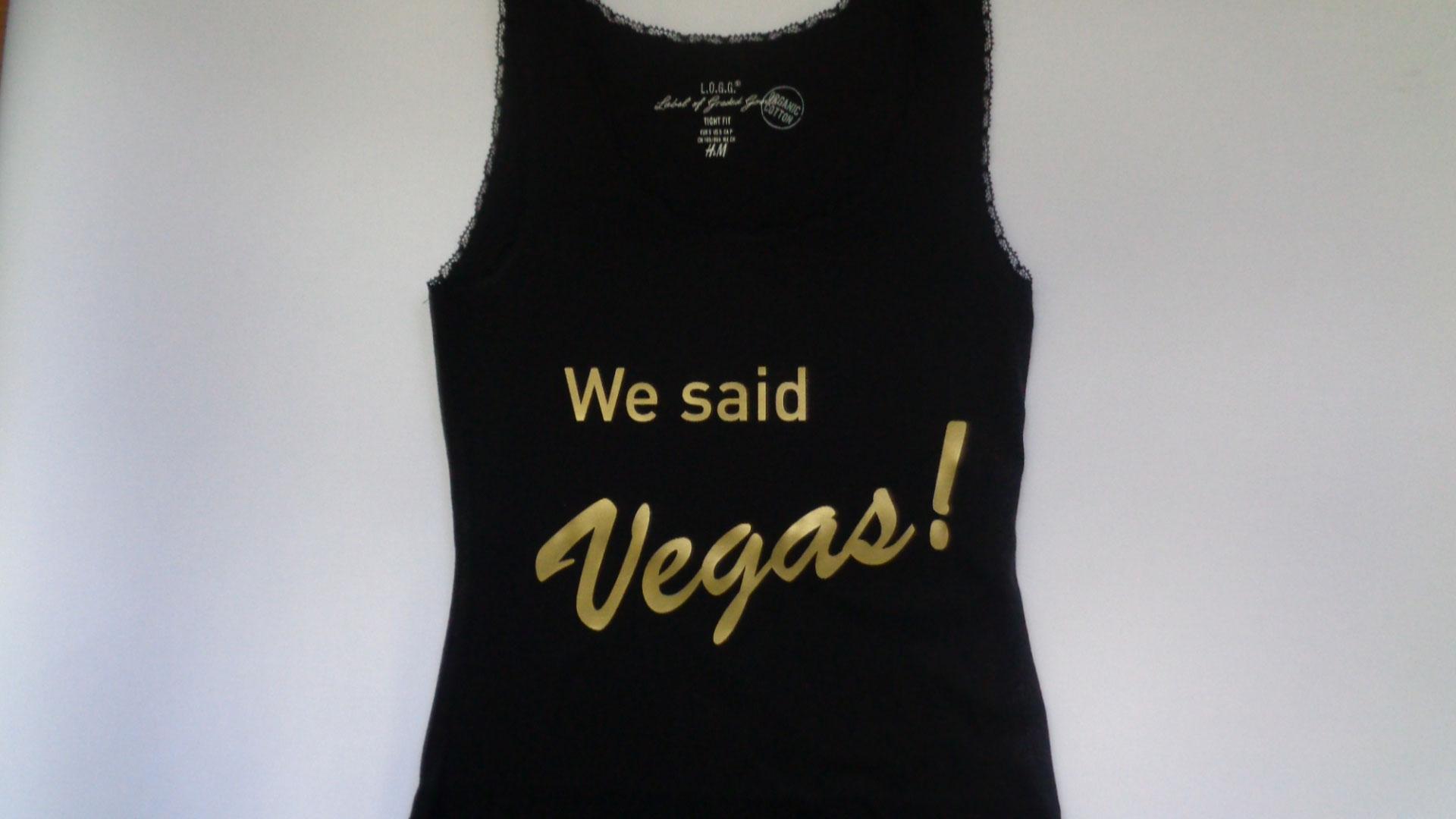 Polterabend: T-Shirts für Polterabend bedrucken lassen - AA Further ...