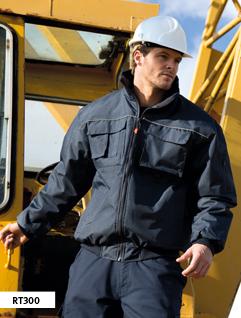 Arbeitsjacke mit logo sticken, drucken oder sublimieren. wir veredeln hochwertig, günstig zu fairen Preis.