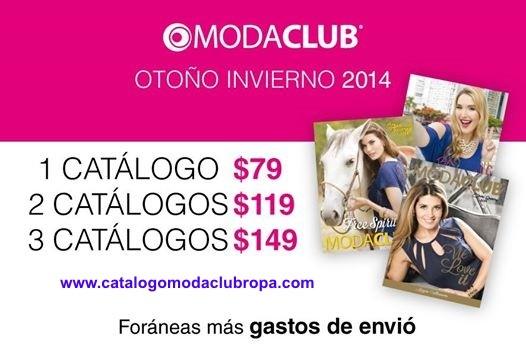 5d9f1f5fd5b84 Ver Catalogo Otoño Invierno 2018 Moda Club (ropa fashion) - Ropa de ...