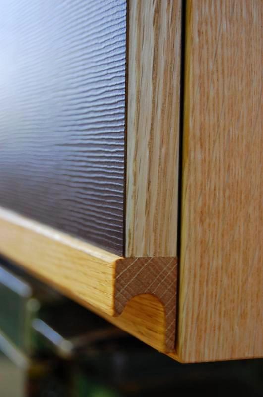 Detail Griffleiste