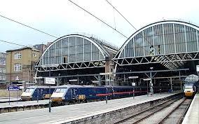 ロンドンのキングス・クロス、ターミナル駅