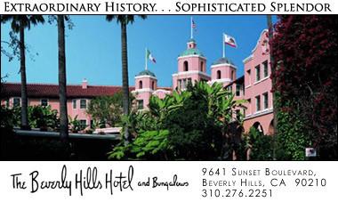 「ホテル・カリフォルニア」モデルとなった「ビバリーヒルズ・ホテル」