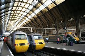 ロンドンの同じくキングス・クロス、ターミナル駅