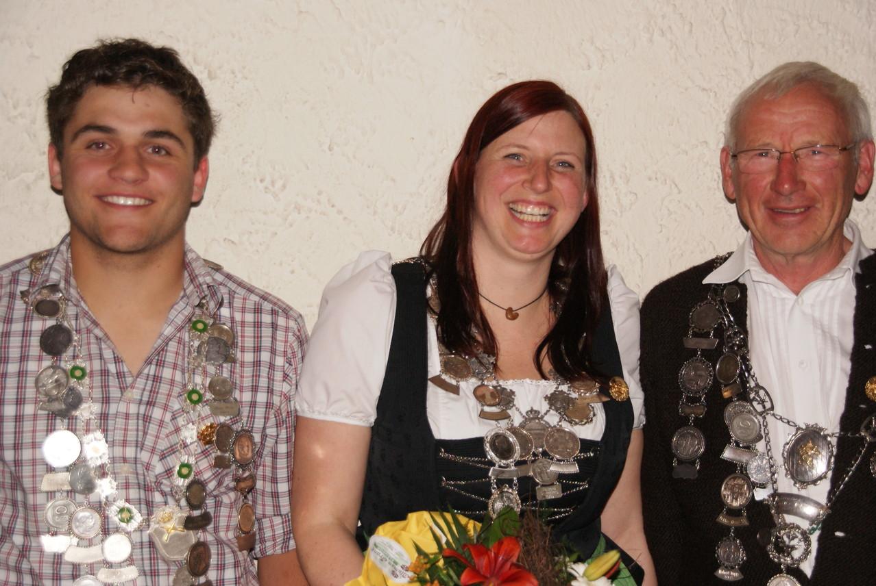 Schützenkönige 2011/2012
