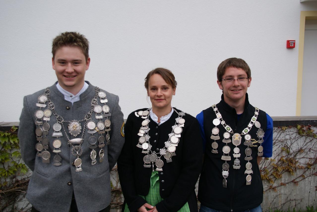 Schützenkönige 2009/2010