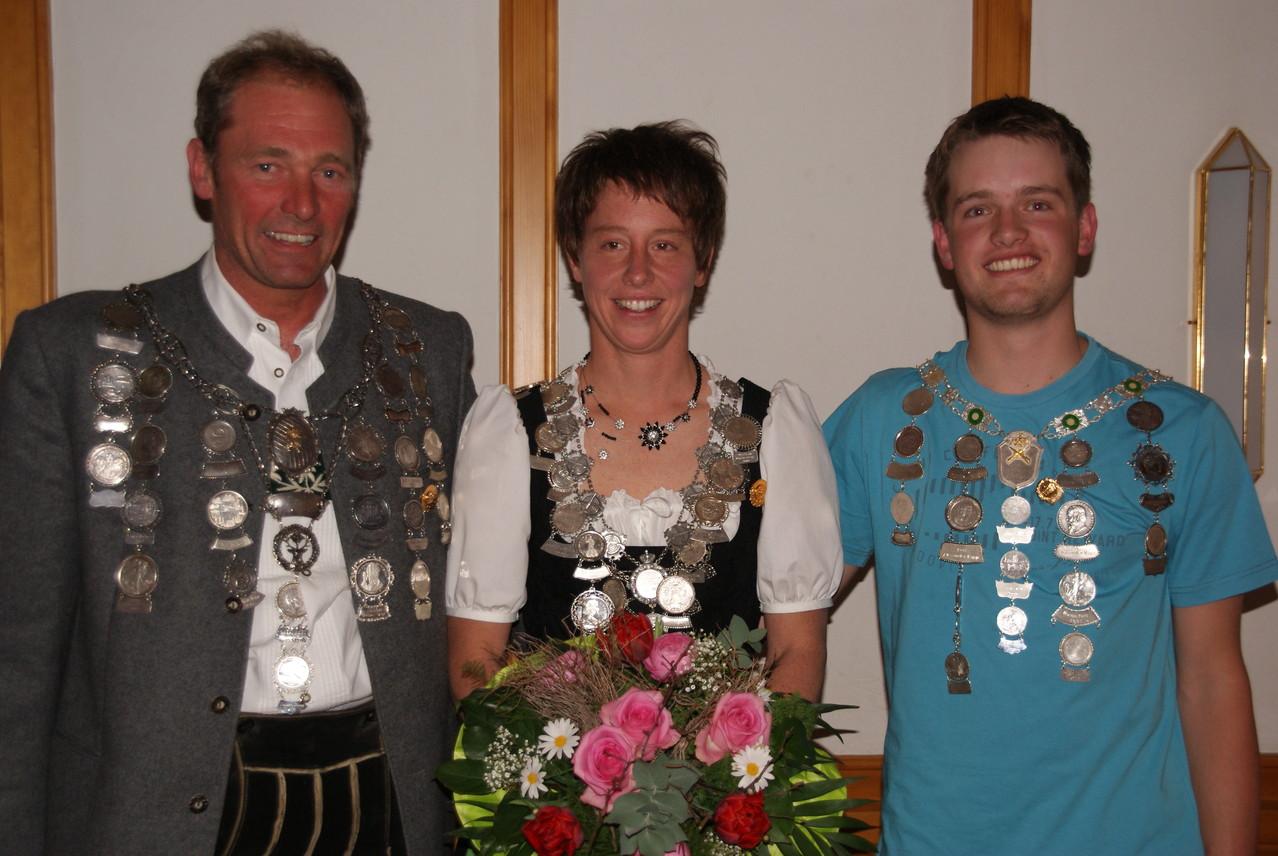 Schützenkönige 2010/2011