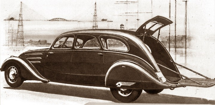402 Peugeot avec hayon