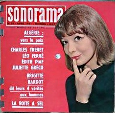 Sonorama n° 29 avril 1961
