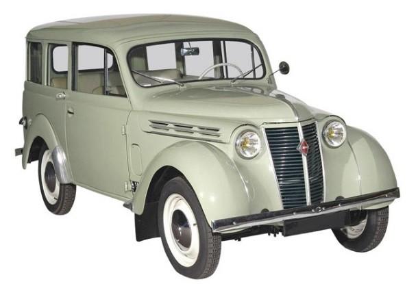 Juva 4 vitrée Renault (rebaptisée sur le tard Dauphinoise)