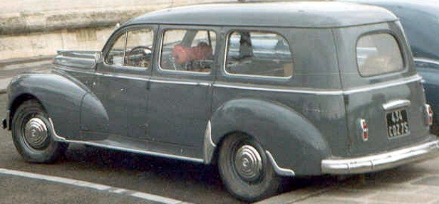 203 commerciale Peugeot