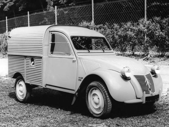 2CV Camionette Citroën