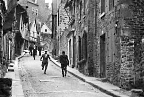 1945 La voie est libre