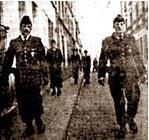 Harkis en patrouille dans le 13 ème arrondissement