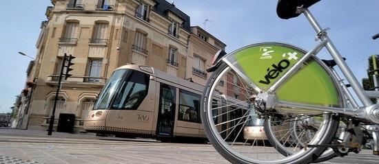 Vélo-partage