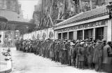 Soupe populaire à Paris en 1930