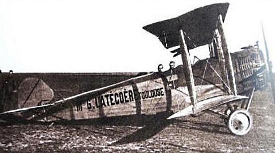 Aéropostale - Lignes aériennes Latécoère Toulouse