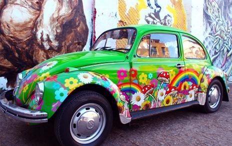 VW Coccinelle années 70