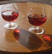 Deux verres de Kir