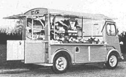Tube Citroën