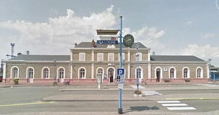 Gare de La Loupe