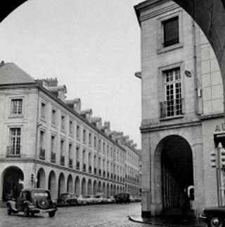 Les commerces se situaient rue Royale ou à proximité immédiate