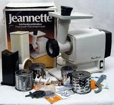Robot  Jeannette