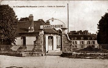 Sanatorium de La Chapelle Saint Mesmin