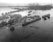 Inondations de 1953 aux Pays Bas