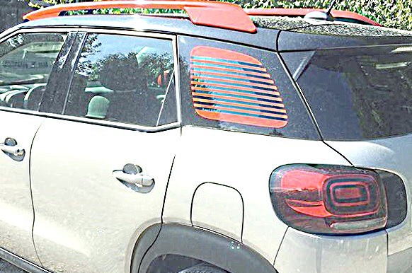 Vitres de custode Citroën C3 Aircross