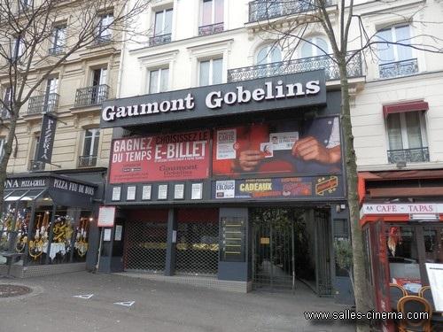 La Fauvette disparue : multisalles dans les années 80 puis Gaumont Gobelins en 1992