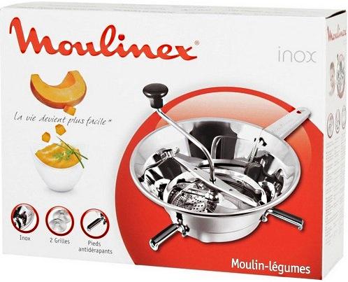 """Moulin à légumes non """"robotisé"""""""