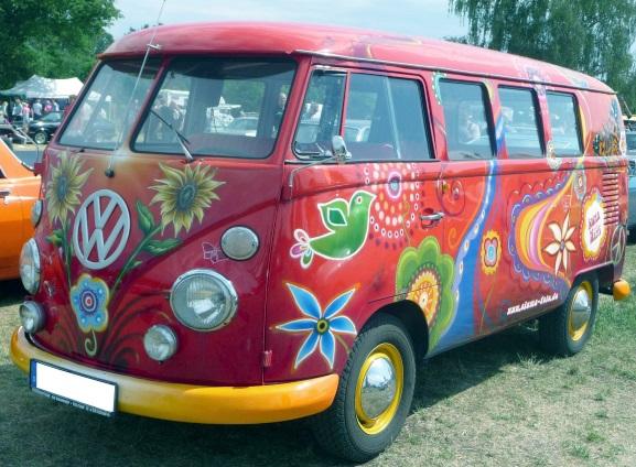 VW Combi années 50