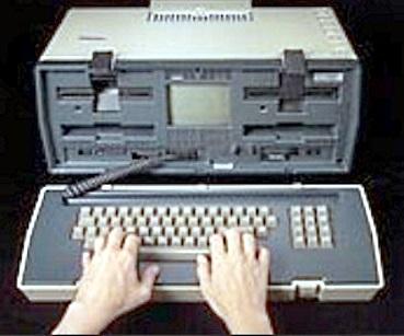 Ordinateur personnel Osborne 1981
